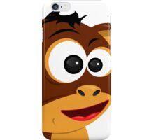 Cartoon Monkey iPhone Case/Skin