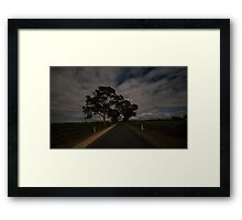 O'Brees Rd Framed Print