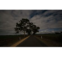 O'Brees Rd Photographic Print