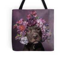 Flower Power, Dax Tote Bag