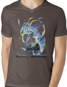 Squall Mens V-Neck T-Shirt
