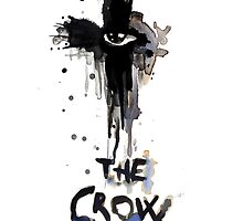The Crow - Eric Draven Crow eye by ArystaYC