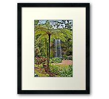 Millaa Millaa Falls Framed Print