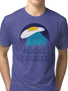 Aliens Eggsist Tri-blend T-Shirt