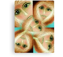 Voice within Canvas Print
