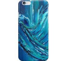 Blue Wonders iPhone Case/Skin
