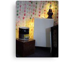 Domestic Space Canvas Print