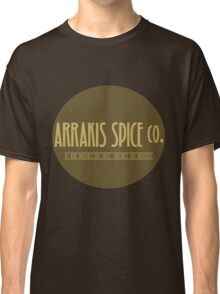 Dune - Arrakis Spice co. (version 2) Classic T-Shirt