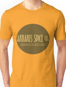 Dune - Arrakis Spice co. (version 2) Unisex T-Shirt