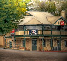 The Hagen Arms - Echunga, The Adelaide Hills, South Australia by Mark Richards