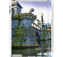 Canals Of Amsterdam IV iPad Case/Skin