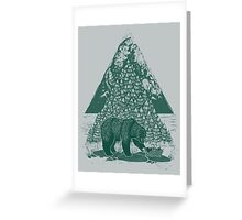Teddy Bear Picnic Greeting Card
