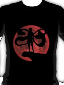 Red Moonlight Kaneki Ken T-Shirt