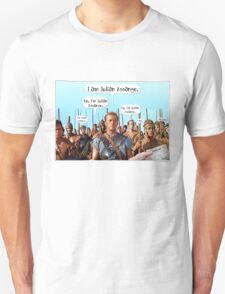 I am Julian Assange (Spartacus) Unisex T-Shirt