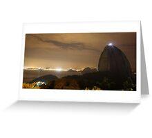 Sugarloaf Mountain Greeting Card