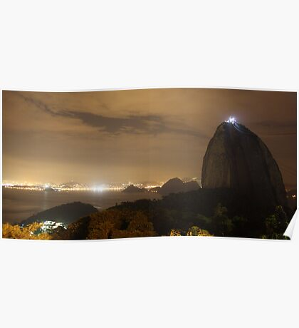 Sugarloaf Mountain Poster