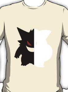 Pokemon Clefairy&Gengar Mashup Clengar T-Shirt