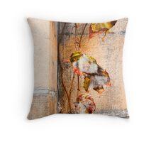 Autumn's Paints Throw Pillow