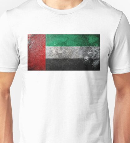 UAE Grunge Unisex T-Shirt