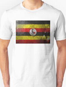 Uganda Grunge T-Shirt