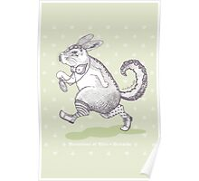 Variations of Alice - Viscacha [Green] Poster