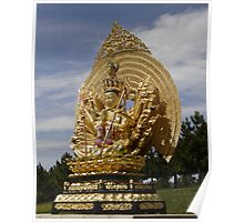 The TAM BAO SON Monastery 01 Poster