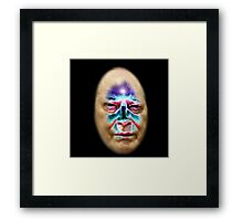 Shamanistic  Framed Print