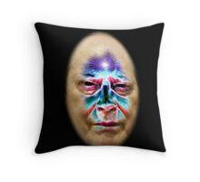 Shamanistic  Throw Pillow