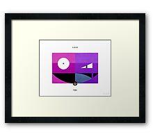 PKMNML #088-089 Framed Print