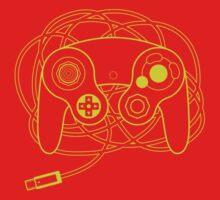 PADS OF JOY series - Nintendo GameCube by dwaer