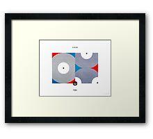 PKMNML #081-082 Framed Print