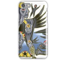 crowshe tree iPhone Case/Skin