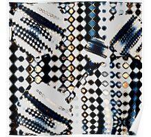 Linoleum Schitzoid Man 001 Poster
