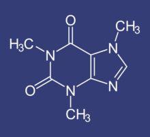 Caffeine molecule is fun T-Shirt