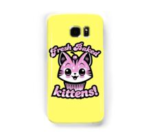 Fresh Baked Kittens  Samsung Galaxy Case/Skin