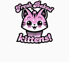Fresh Baked Kittens  Womens Fitted T-Shirt