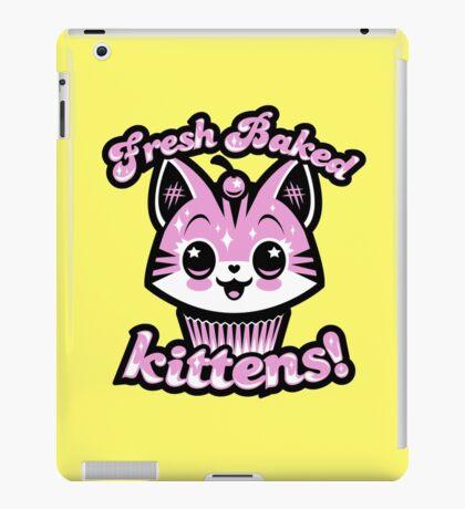 Fresh Baked Kittens  iPad Case/Skin
