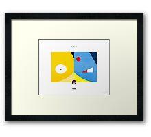 PKMNML #055-056 Framed Print