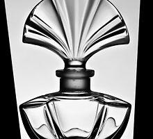 Bottle in a black frame 2 by Mark Podger