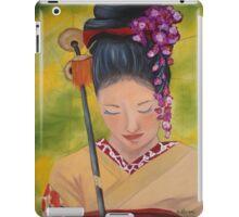 Geisha Doll iPad Case/Skin