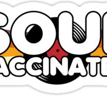 Soul Vaccinated Sticker