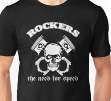 Rockers - The Need For Speed Unisex T-Shirt
