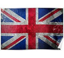 UK Grunge Poster