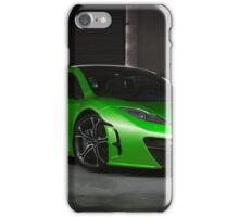 Verde Ithaca McLaren MP4-12C iPhone Case/Skin