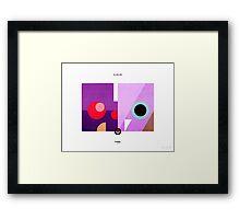 PKMNML #048-049 Framed Print