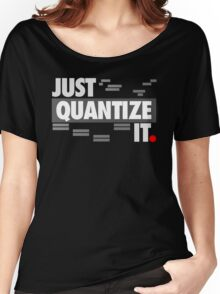 Just Quantize It Women's Relaxed Fit T-Shirt