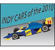 Illustration AD IRL Sports Cars  Photographic Print