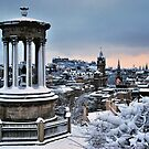 Turned to White - Edinburgh by Andrew Ness - www.nessphotography.com
