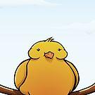 Fat Bird by Colin Cramm