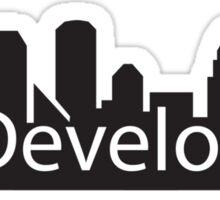 Develop Baltimore  Sticker
